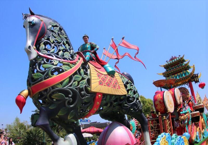 上海ディズニーランドリゾート