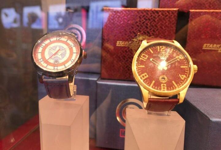 香港ディズニーランド:マーベルの腕時計