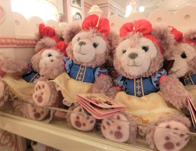 上海ディズニーランドのグッズ:白雪姫のシェリーメイ