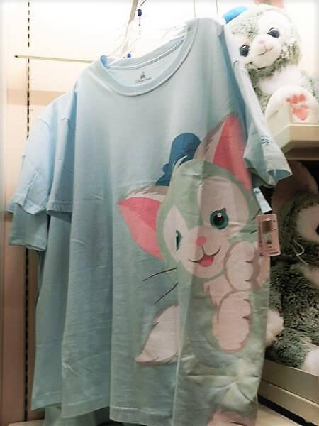 上海ディズニーランドのグッズ:ジェラトーニのTシャツ