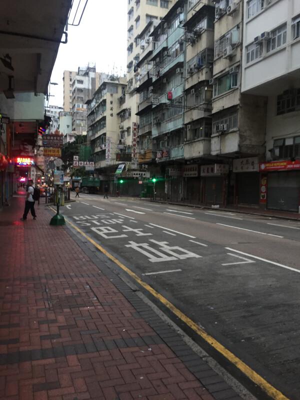 香港ディズニー周辺格安ホテル「ザ シャイ レッド ホテル」