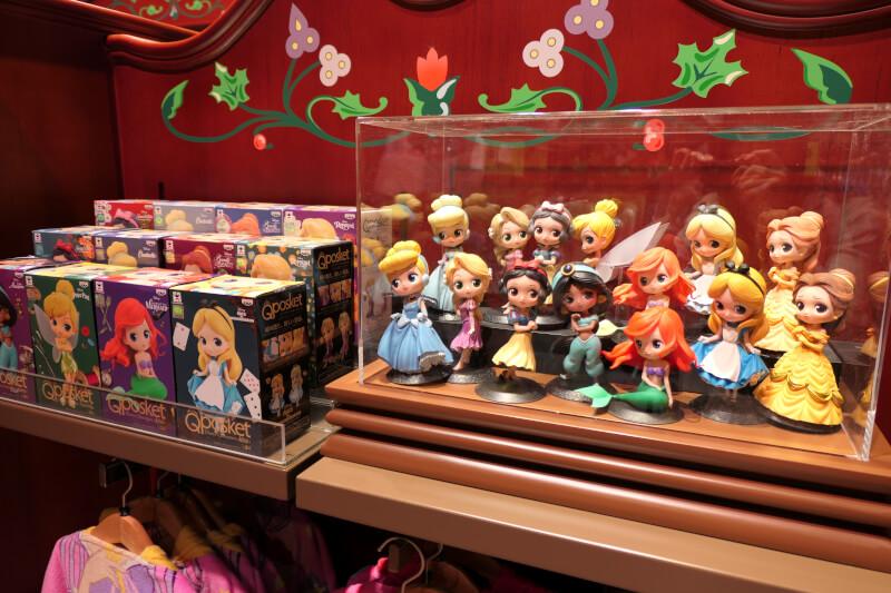 香港ディズニーランドのプリンセスグッズはお土産にもおすすめ